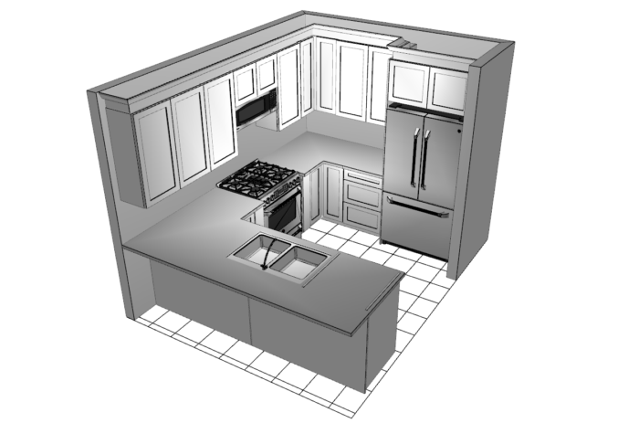 kitchen design layout, edesign for kitchens, kitchen design pictures, kitchen ideas, small kitchen ideas, small spaces, big impact, interior design, canadian kitchen designer, windsor, ontario, canada